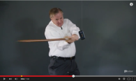 Lindsey Graham Swings Baseball Bat Style to Destroy his Phone