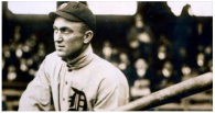 Ty Cobb Baseball Bat PIcture