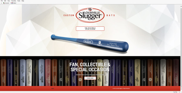 Dating louisville slugger mini bats history
