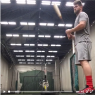 Bryce Harper Warm-Up Bat