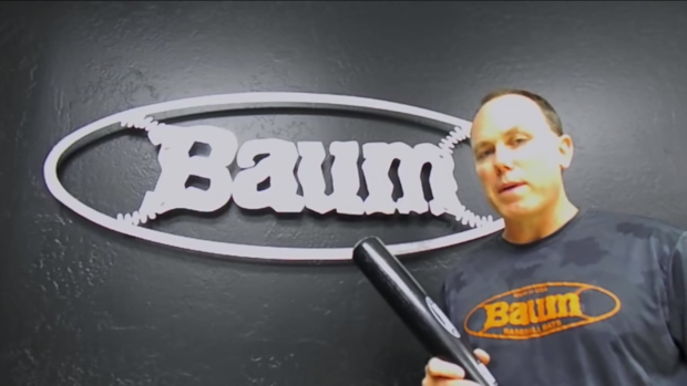 Baum Bat President States His Case (Video)